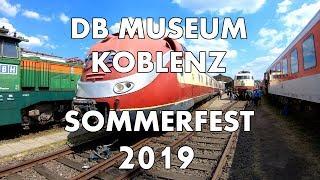 DB Museum Koblenz - Sommerfest 2019 - Dzień II