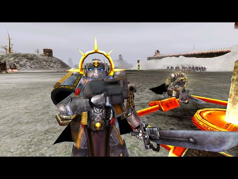 Expansion DLC 2021: Ordo Malleus and Grey Knights vs World Eaters - WH 40K: Dawn Of War: Soulstorm |