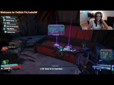Borderlands 2: Open the Door to the Darkness (Tiny Tina DLC Assault on Dragon Keep)  