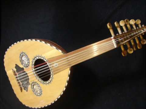 Amer Amouri - Hikayet Gharami (Oud): One of the best Oud instrumental, Made by Farid El Atrash and played by Amer Amouri, excellent play , Hope u like !