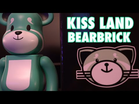 Kiss Land Bearbrick Review 1/800 (Limited Edition - The Weeknd)
