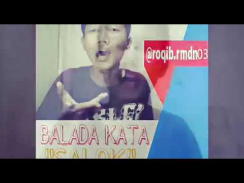 Balada kata