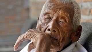 ماذا يتمنى أكبر رجل في العالم بعد أن وصل عمره 145 سنة سبحان الله