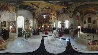 360 Degree Video - St George Jerusalem Feast Day 11.5.19