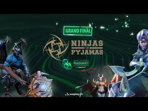 ФИНАЛ   DOTA 2 Турнир Tug of War: Radiant   WePlay! Esports   50K $   ДЕНЬ #5 thumbnail