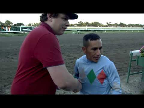 video thumbnail for MONMOUTH PARK 8-24-19 RACE 14