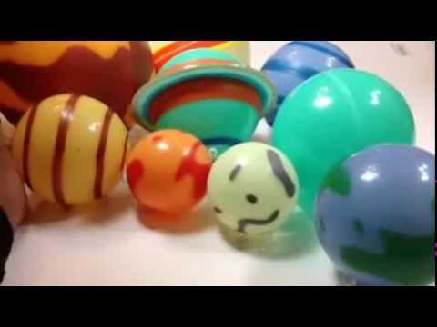 Toys R Us Edu Science Planets In Solar System Toys Review By DisneyToyCollection