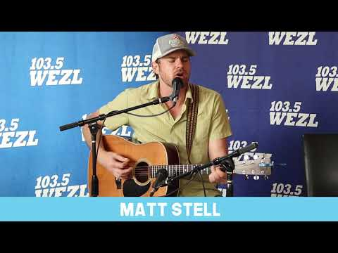 Party In The Park - Matt Stell Performs Travis Tritt Cover - It's a Great Day to Be Alive