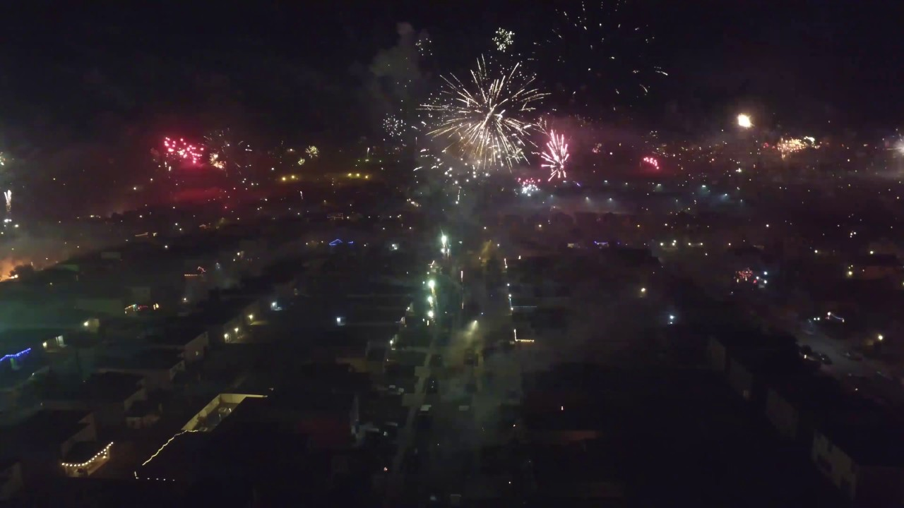 Fireworks New Year in San Antonio 2017 short version   YouTube Fireworks New Year in San Antonio 2017 short version