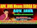 Adv JAVA ||Need of WebServer and its Components(Tomcat) by Durga Sir