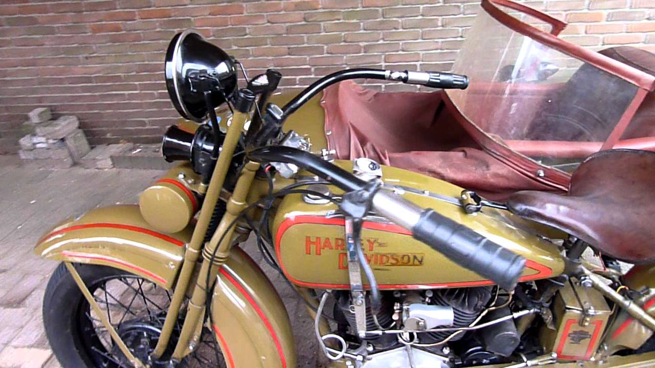 1928 Harley Davidson Ba Single: Harley Davidson 1200 JD 1928