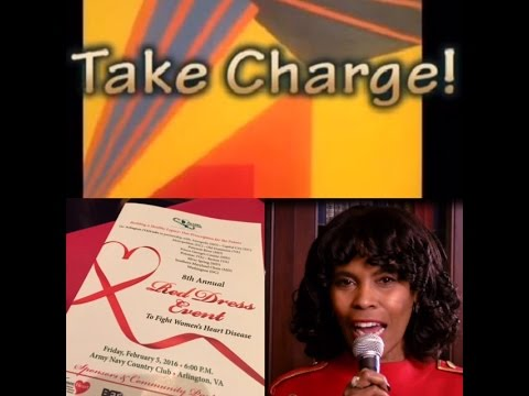 Take Charge Ep. 4 - Red Dress Event to Fight Women's Heart Disease