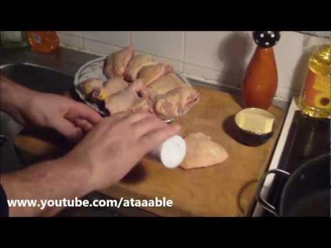 le-poulet-à-l'estragon