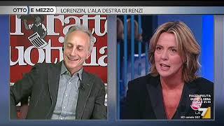 Otto e mezzo - Lorenzin, l'ala destra di Renzi (Puntata 11/01/2018)