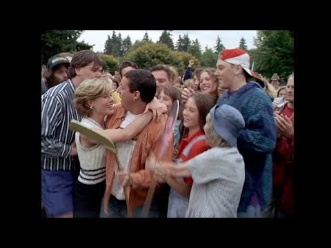 Happy Gilmore (10/10) Best Movie Quote - Happy's Final Putt (1996 ...