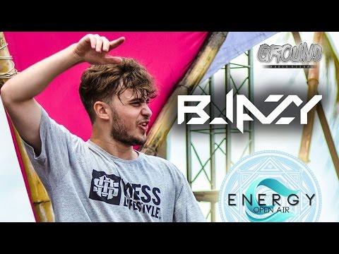 Blazy @ E-Energy Open Air | GROUND Audiovisual