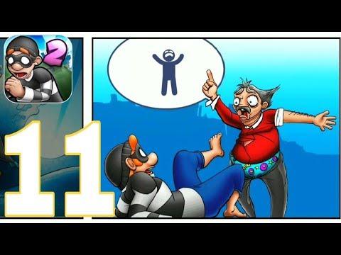 Robbery Bob 2 | All Comics | Gameplay Walkthrough PART 11 (iOS, Android)