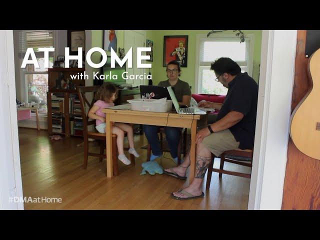 DMA at Home Feature Artist Talk
