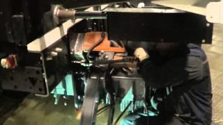 Установка гидроборта Zepro на грузовой автомобиль КАМАЗ 65115 6х4.(Сотрудниками нашего СТО был произведен монтаж алюминиевых гидробортов ZEPRO Z 20-150 24V, грузоподъемностью 2000..., 2015-01-10T20:28:34.000Z)