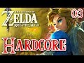Zelda Hardcore : Breath Of The Wild #3   Préparation Avant La Tempête video