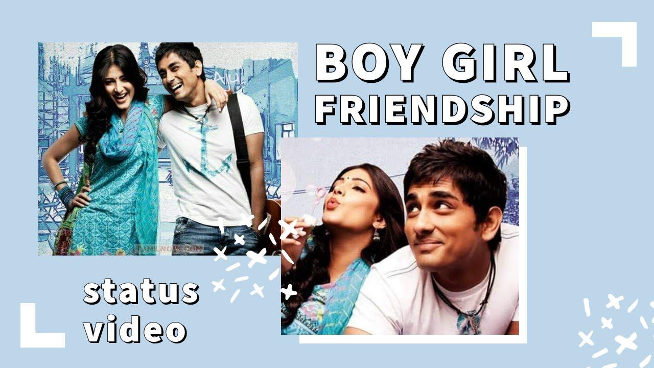 Friendship Song Boy Girl Best Friendship Sridhar Kizhakke
