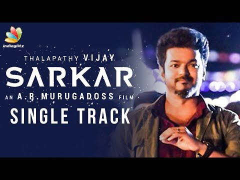 BREAKING : Sarkar First Single Release | Vijay's Thalapathy 62 | A.R.Murugadoss thumbnail