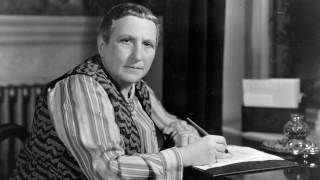 Une Vie, une œuvre : Gertrude Stein (1874-1946)
