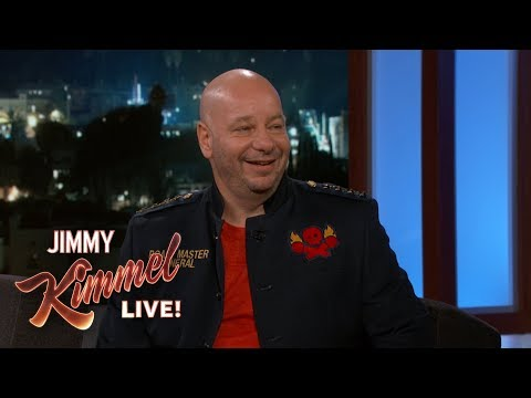 Jeff Ross on Roasting Bruce Willis, Dennis Rodman & Blake Griffin