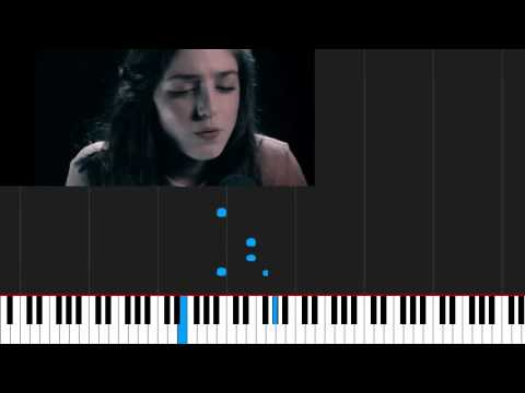 Piano skinny love piano tabs : How to play Skinny Love by Birdy on Piano Sheet Music - YouTube