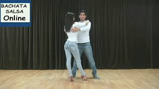MARCO Y SARA  BACHATA LESSON ONLINE + 600 VIDEOS