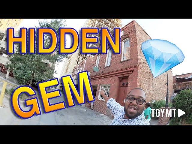 I found another hidden Gem in an alley...