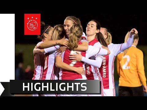 Highlights Ajax Vrouwen - Achilles '29