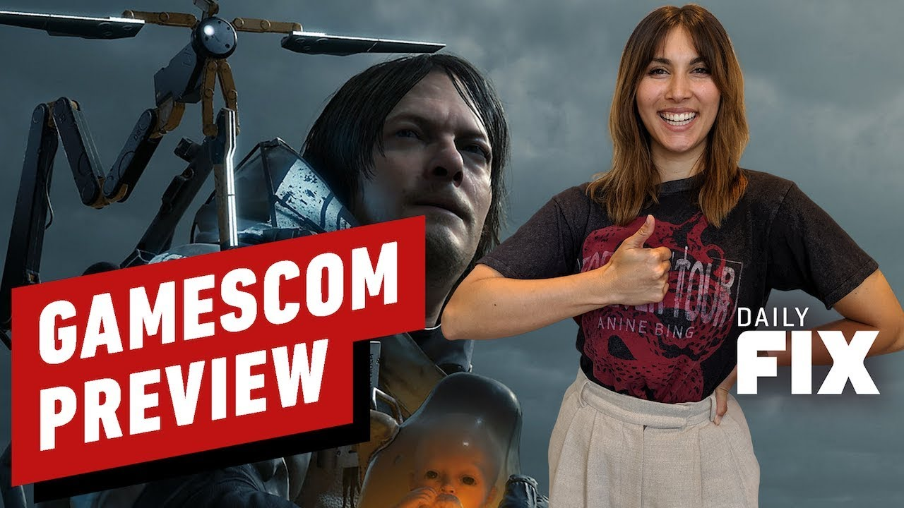 Gamescom 2019: What to Expect - IGN Daily Fix