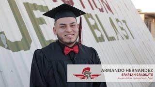 Aviation Maintenance Testimony | Armando Hernandez | Spartan College