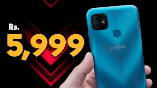 Infinix Smart HD 2021 review - how is it for just Rs. 5,999?