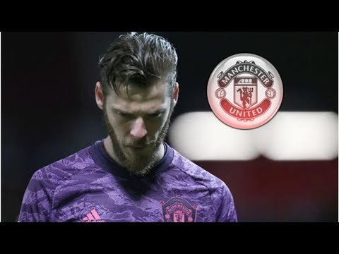 Man Utd are about to make damning David De Gea decision - it could force him out- transfer news t...
