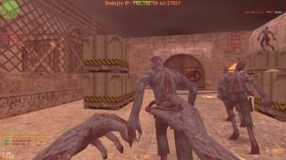 Counter-Strike: Zombie Escape Mod - ze_Dust_a on Brotherhood (6-round SPECIAL)