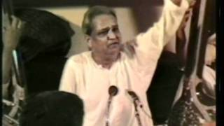 Kumar Gandharva Live In Sarnath part 1