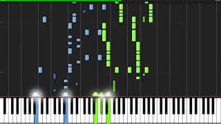Again   Fullmetal Alchemist  Brotherhood Opening 1 Piano Tutorial Synthesia    Animenz