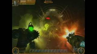 Hellgate: London PC Gameplay - First-Person Blasting