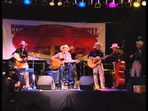 first Mr. Banjo Festival 2001 -  Hank Thompson