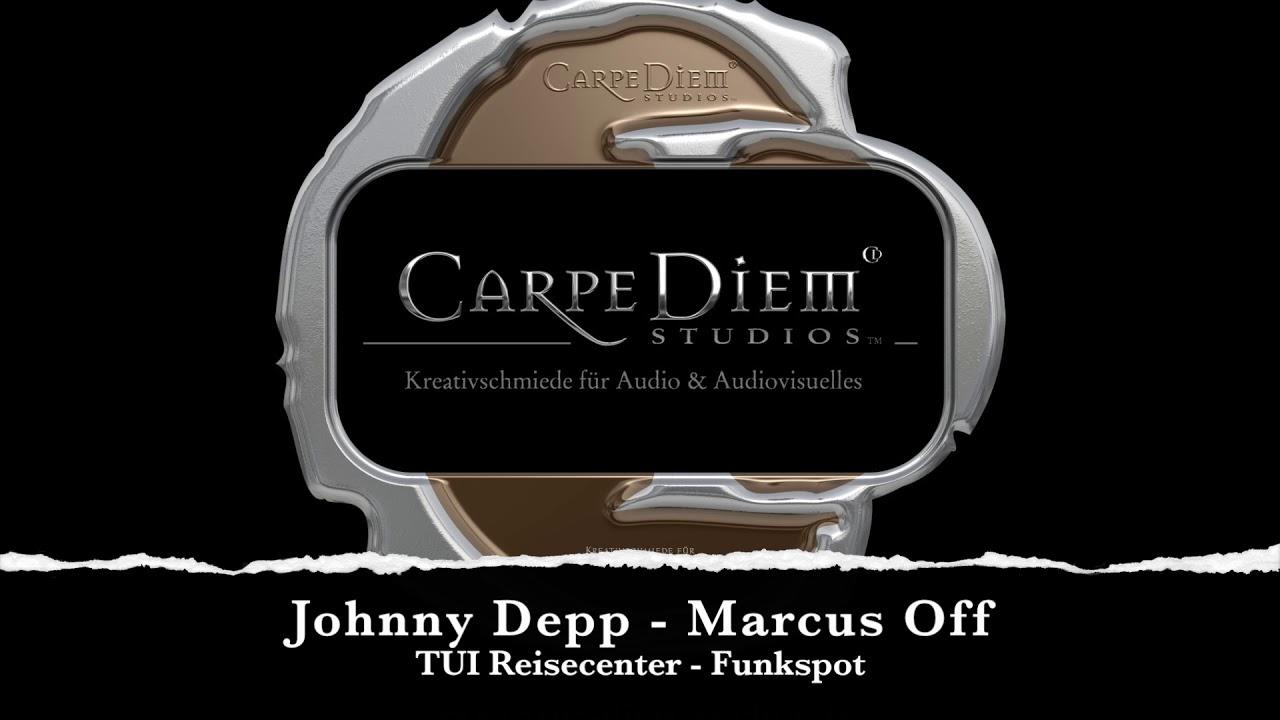 Johnny Depp Synchronsprecher
