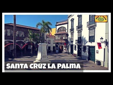 Top 5 Qué visitar en Santa Cruz de la Palma | Islas Canarias 8# | España | Spain