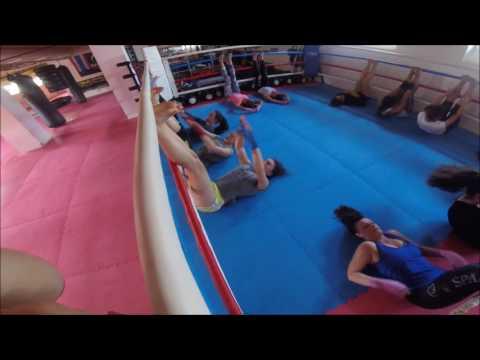 Spartans Women Bratislava - Muay Thai
