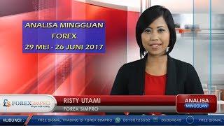 Analisa Mingguan Forex 29 Mei - 2 Juni 2017