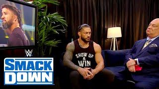Jey Uso gets the cold shoulder from Roman Reigns: SmackDown, Sept. 25, 2020