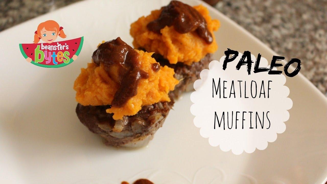 Paleo Meatloaf Muffins Recipe