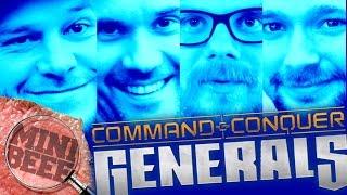 Command & Conquer: Generäle | 2v2 Etienne & Marco vs Dennis R., Florian (MULTICAM)
