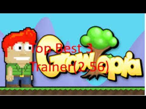 Growtopia   Top 3 Best Trainers 2.56