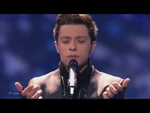 Aram MP3 - Not Alone (Armenia) / 4K LIVE At ESC Semi-final 2014